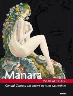 Manara Werkausgabe 04 - Manara, Milo Manara, Milo