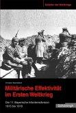 Militärische Effektivität im ersten Weltkrieg