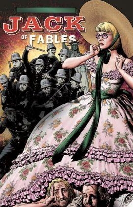 Buch-Reihe Jack of Fables