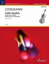Violoncello-Studien
