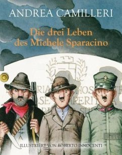 Die drei Leben des Michele Sparacino - Camilleri, Andrea