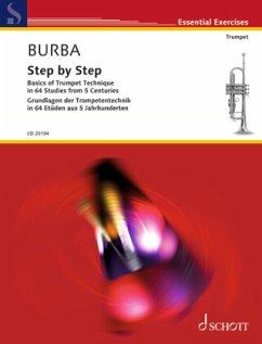 Step by Step, für Trompete