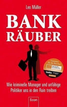 Bank Räuber Von Leo Müller Fachbuch Bücherde