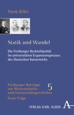 Statik und Wandel - Zeiler, Frank