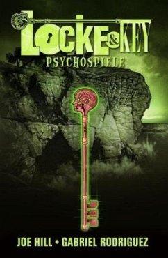 Psychospiele / Locke & Key Bd.2 - Hill, Joe; Rodriguez, Gabriel