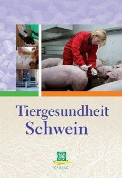 Tiergesundheit Schwein - Blaha, Thomas; Hoy, Steffen; Schulte-Wülwer, Josef; Stalljohann, Gerhard; Brede, Wilfried; Sieverding, Erwin
