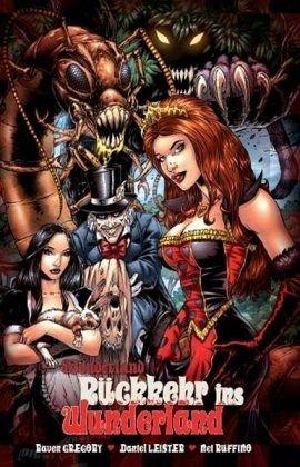 Buch-Reihe Wonderland