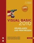 Visual Basic 2010 - Grundlagen und Profiwissen