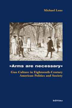 »Arms are necessary« - Lenz, Michael