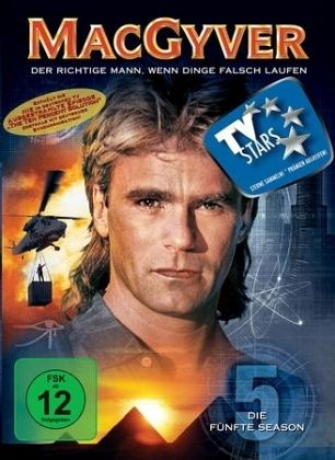 MacGyver - Die fünfte Season (6 Discs)