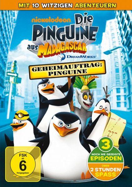 Die Pinguine von Madagascar - Geheimauftrag: Pinguine