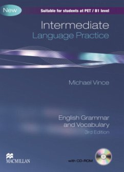 Intermediate Language Practice. Student's Book with CD-ROM (without key) - Vince, Michael