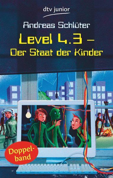 Buch-Reihe Die Welt von Level 4 von Andreas Schlüter