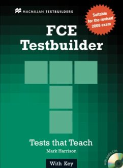 First Certificate Testbuilder. Student's Book with 2 Audio-CDs and key - Harrison, Mark