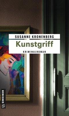 Kunstgriff / Norma Tanns dritter Fall - Kronenberg, Susanne