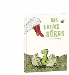 Das grüne Küken - Sansone, Adele; Faust, Anke