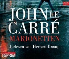 Marionetten, 5 Audio-CDs - Le Carré, John