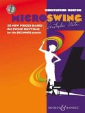 MicroSwing, Klavier, m. Audio-CD
