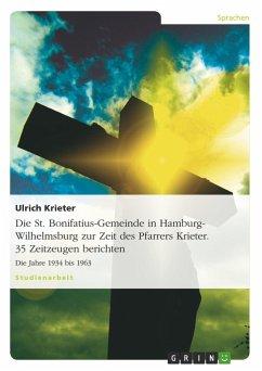 Die St. Bonifatius-Gemeinde in Hamburg-Wilhelms...