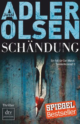 Schändung / Carl Mørck. Sonderdezernat Q Bd.2 - Adler-Olsen, Jussi