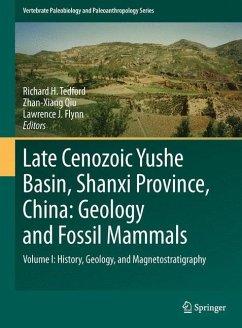 Late Neogene Yushe Basin, Shanxi Province, China