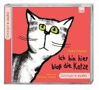 Ich bin hier bloß die Katze / Ich bin hier bloß Bd.1 (2 Audio-CDs)