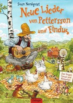 Neue Lieder von Pettersson und Findus - Nordqvist, Sven