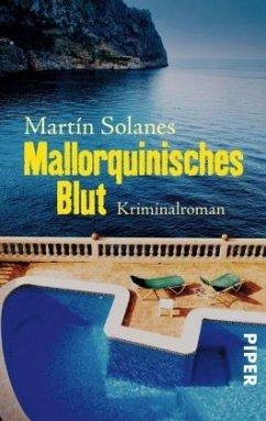 Mallorquinisches Blut - Solanes, Martín