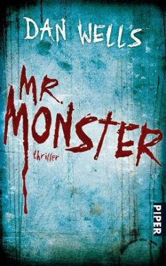 Mr. Monster - Wells, Dan