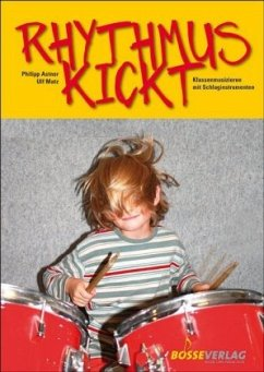 Rhythmus kickt, m. Audio-CD