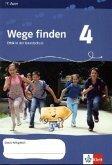 Wege finden. Ethik in der Grundschule. Neuentwicklung. Arbeitsheft - 4. Jahrgangsstufe. Ausgabe für Sachsen