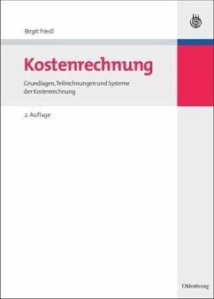 Kostenrechnung - Friedl, Birgit