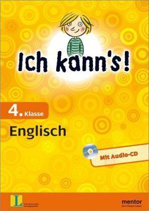 Ich kann's! - 4. Klasse Englisch, m. Audio-CD