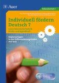 Individuell fördern 7 Lesen: Literarische Texte