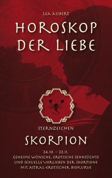 Horoskop Skorpion Liebe