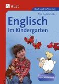 Englisch im Kindergarten. Mein Mitmachheft