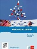 Elemente Chemie. G8. Schülerbuch 11./12. Schuljahr. Kursstufe für Baden-Württemberg