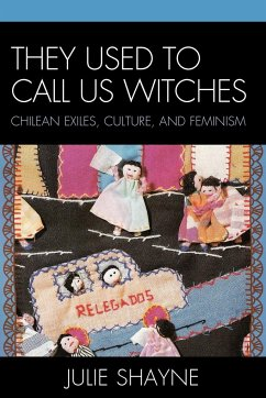 They Used to Call Us Witches - Shayne, Julie