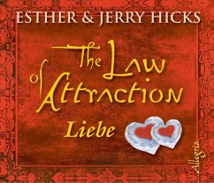 The Law of Attraction, Liebe, 3 Audio-CDs