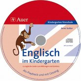 Englisch im Kindergarten, 1 Audio-CD