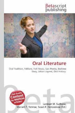 Oral Literature