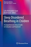 Sleep Disordered Breathing in Children
