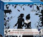 Saphirblau / Liebe geht durch alle Zeiten Bd.2 (4 Audio-CDs)