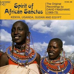World Music-Spirit Of African S