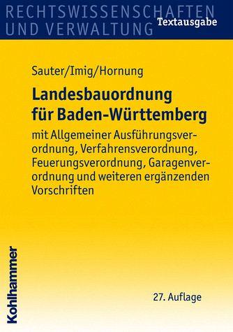 Landesbauordnung für Baden-Württemberg (LBO)
