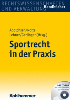 Sportrecht in der Praxis