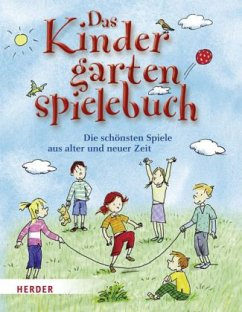 Das Kindergartenspielebuch - Wessel, Mechthild;Vom Wege, Brigitte