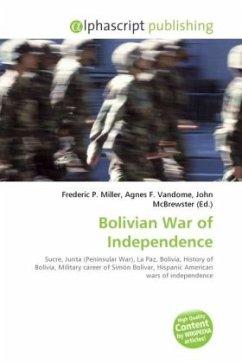 Bolivian War of Independence