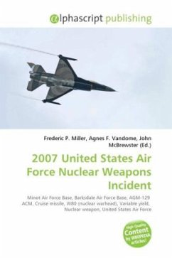 2007 United States Air Force Nuclear Weapons Incident