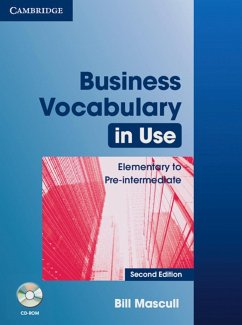 Business Vocabulary in Use - Advanced - Mascull, Bill